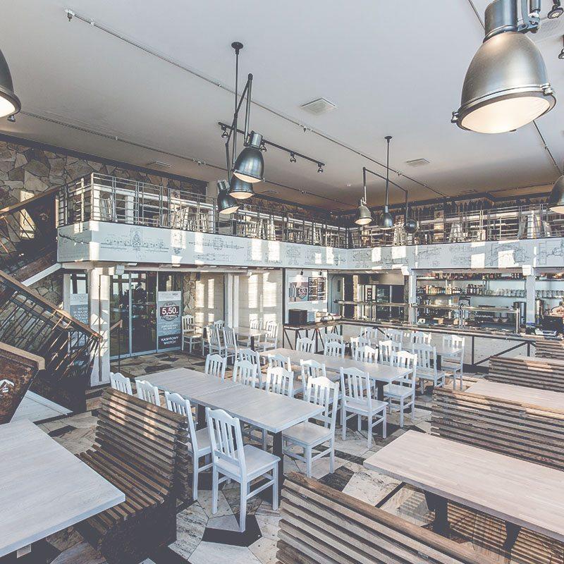 Restauracja Poziom 1959